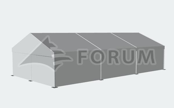 Textilné haly Forum