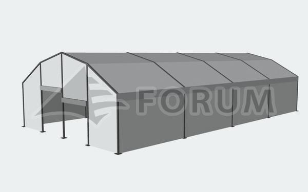 Montované haly Forum