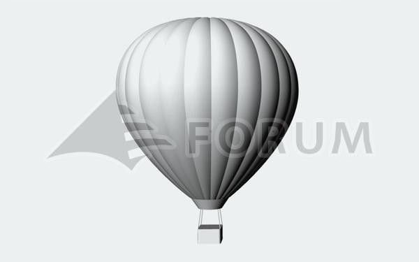 Lety balónom